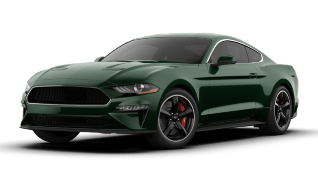 New 2019 Ford Mustang BULLITT Coupe Pottstown